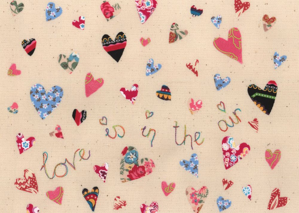 Love Is In The Air - £2.50 (+ £1 p&p)