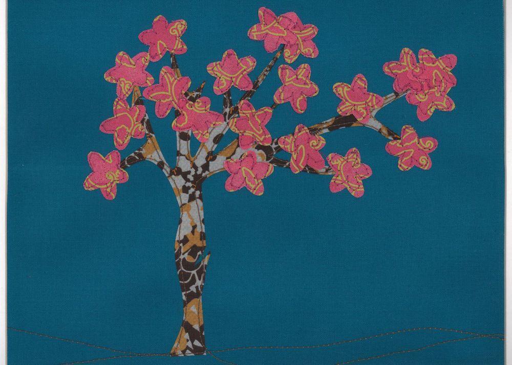 Cheery Cherry Blossom - £2.50 (+ £1 p&p)