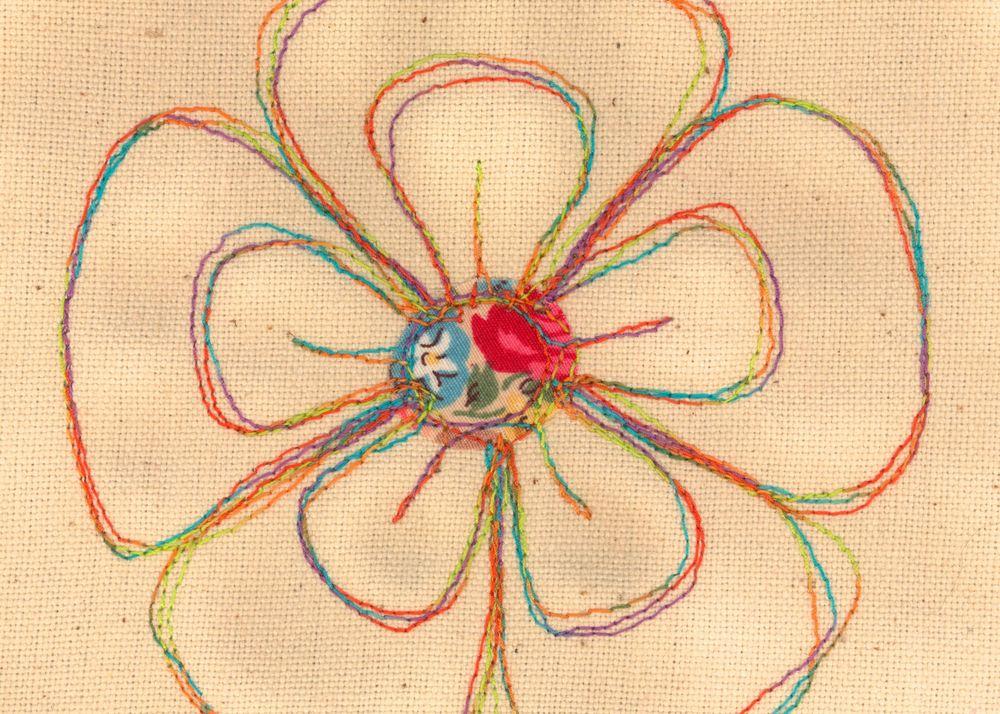 Spring Bloom - £2.50 (+ £1 p&p)