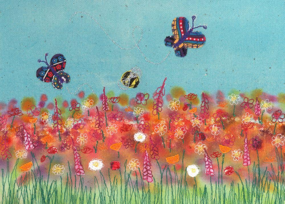 Wildflower Meadow - £2.50 (+£1p&p)