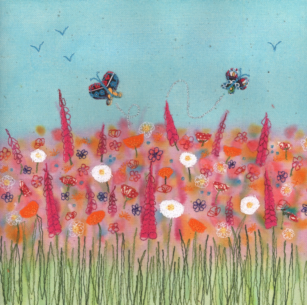 Summer Meadow - £45 +p&p