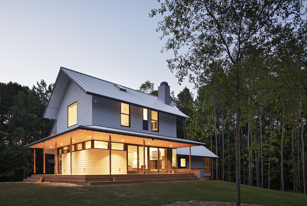 Modern Farmhouse Second Mile
