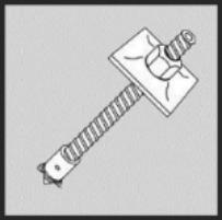 Självborrande ankare - jordspik - Hollowbars
