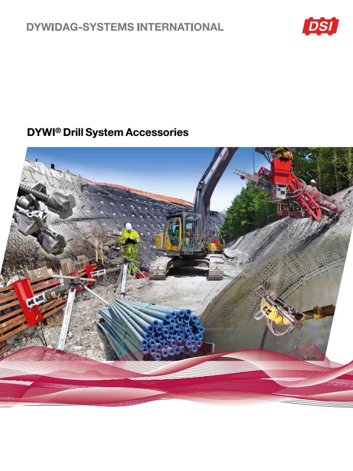 DYWI-Drill Tillbehör