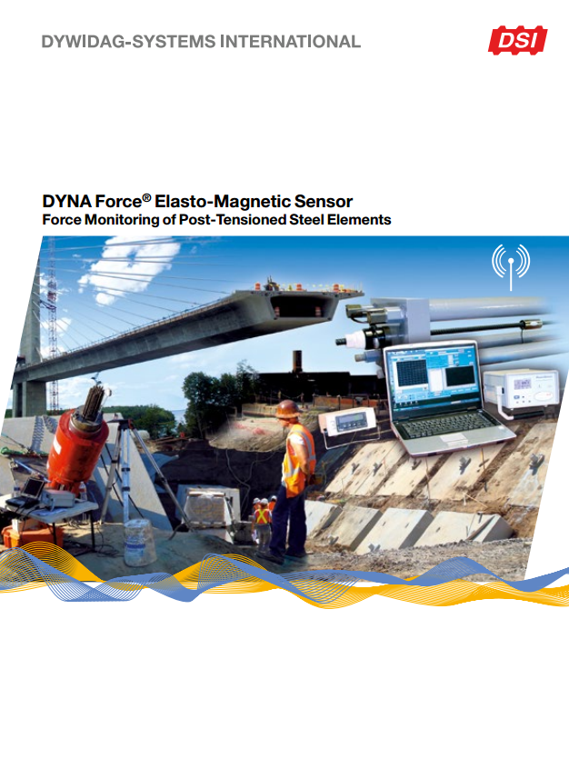 DYNA Force Elasto-Magnetic Sensor