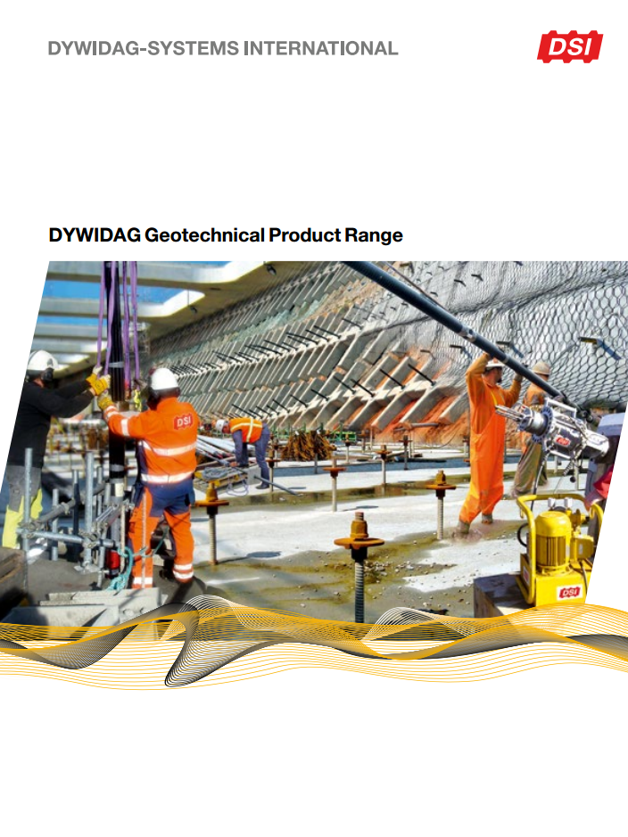 Geotechnical Product Range