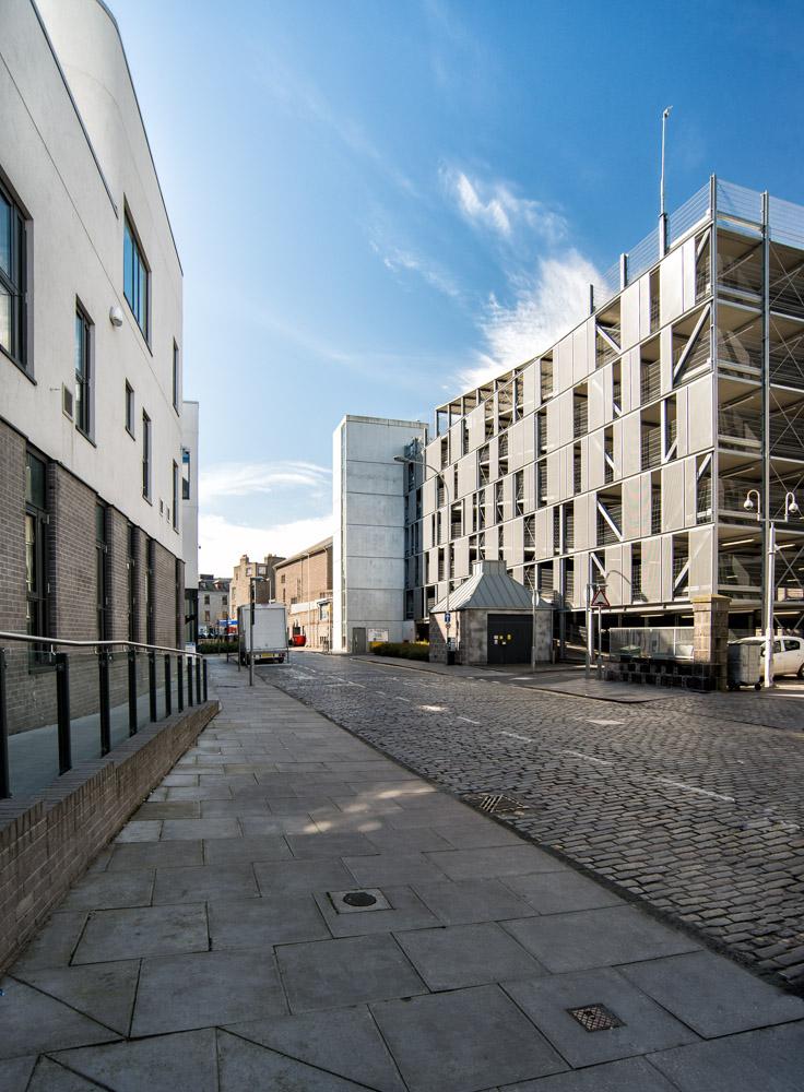 MSCP Frederick Street | Private | Aberdeen, Scotland