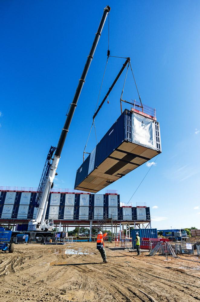 Hampton Hilton Hotel | Robertson Construction | Dyce, Aberdeen
