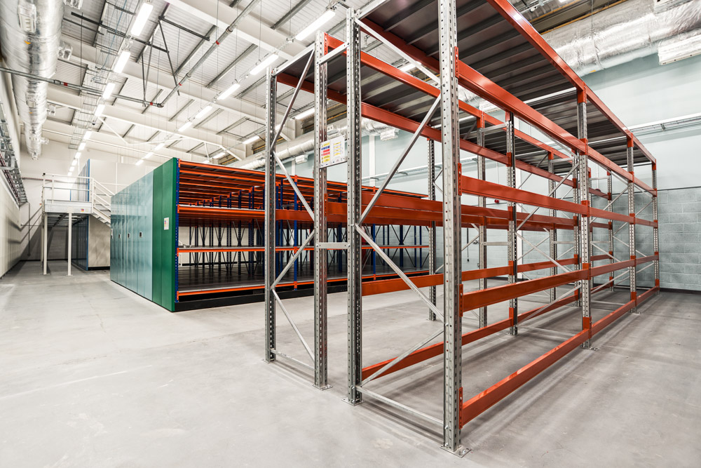 ACC Collections Centre | Robertson Construction | Aberdeen, Scotland