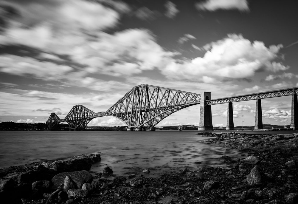 'Forth Rail Bridge' by N Hastie Photography