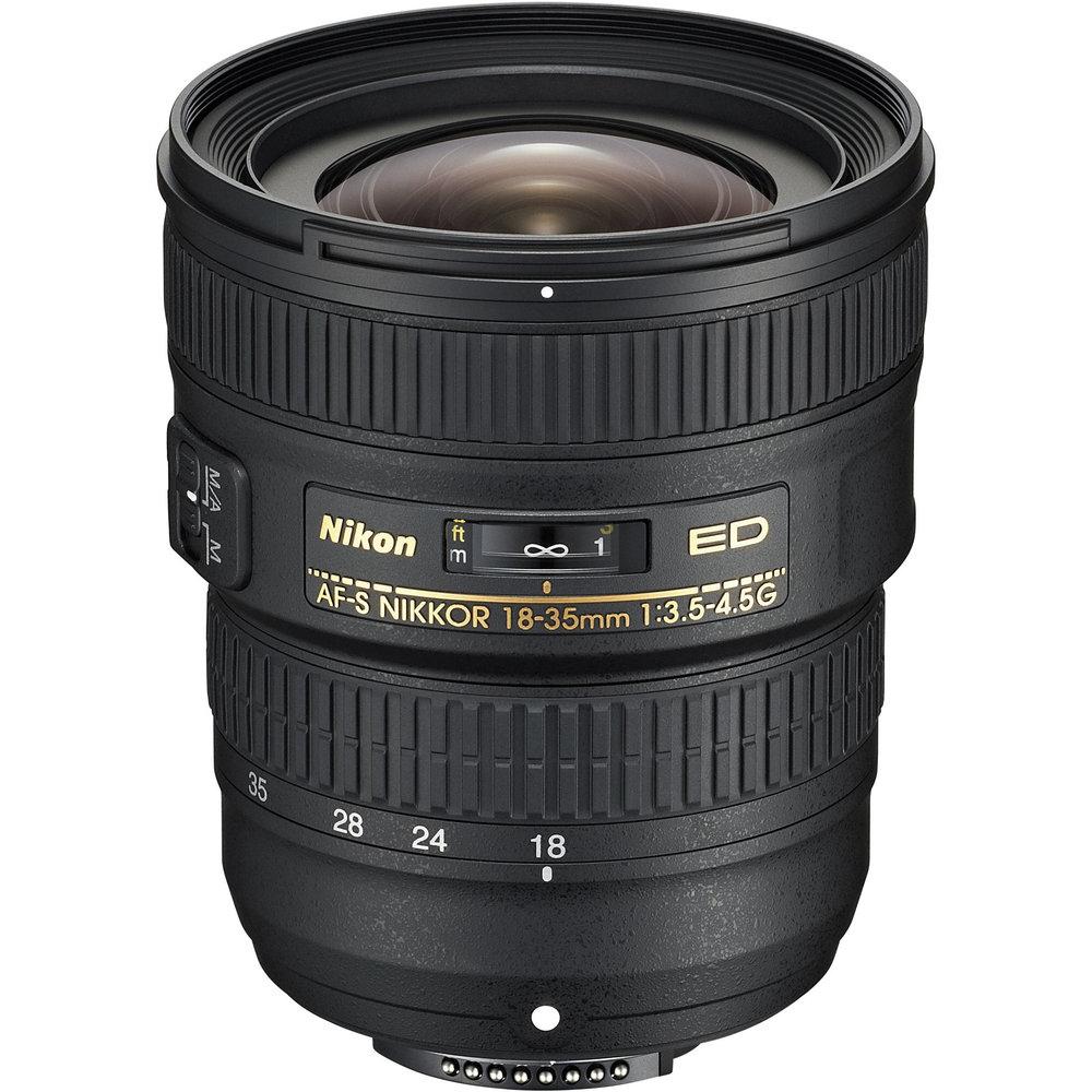 Nikon AF-S 18-35mm