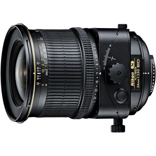 Nikon PC-E 24mm Lens