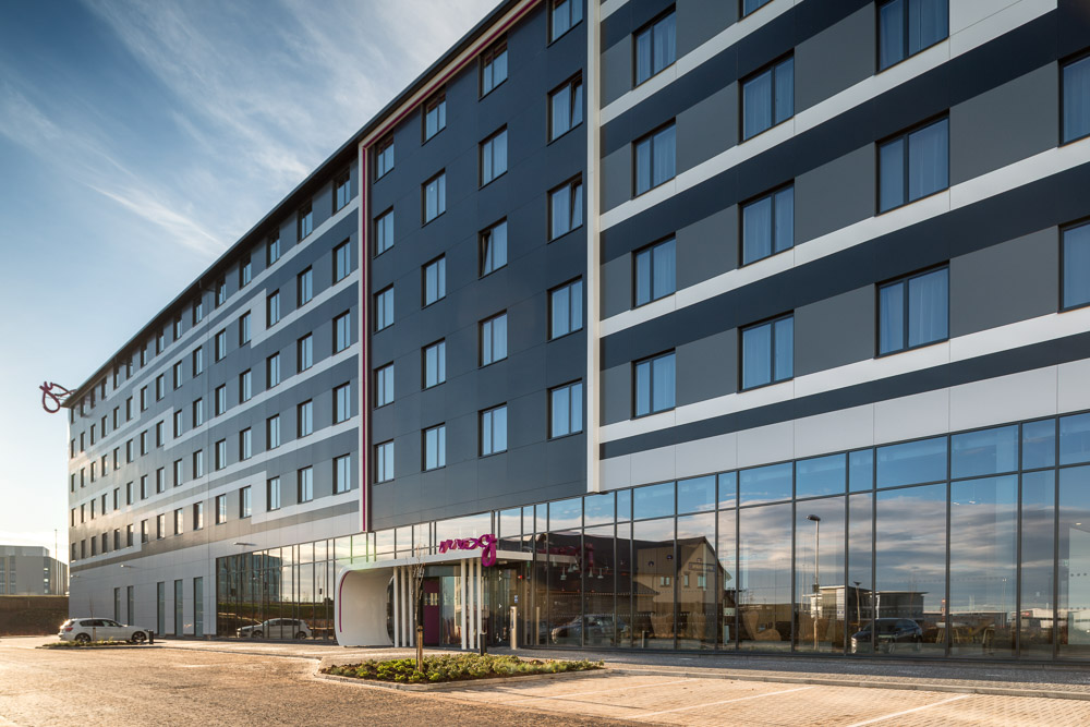 Moxy Hotel | Robertson Construction | Dyce, Abdn.