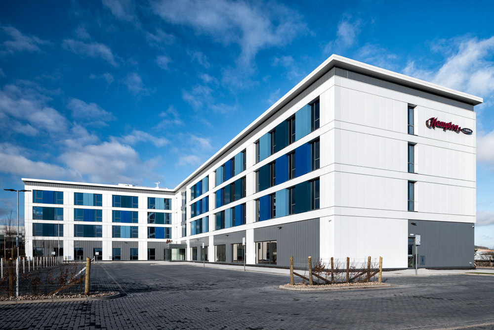 Hampton for Hilton | Robertson Construction | Dyce, Abdn.