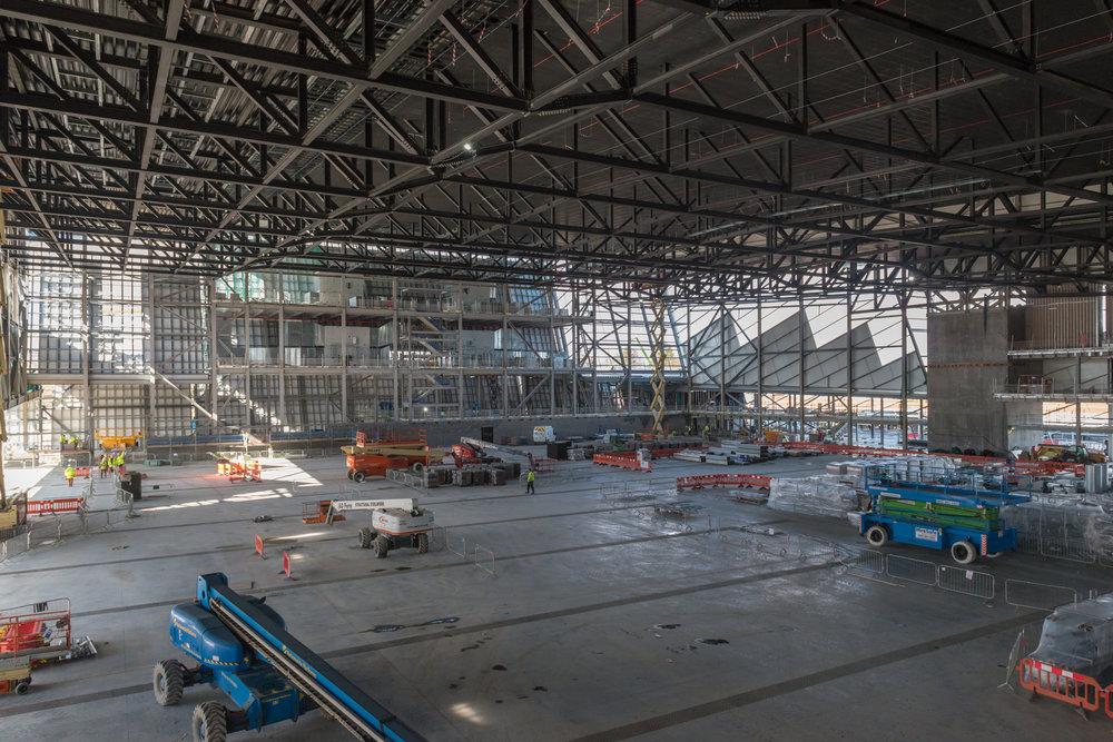 The Event Complex Aberdeen | Robertson Construction | Aberdeen, Scotland