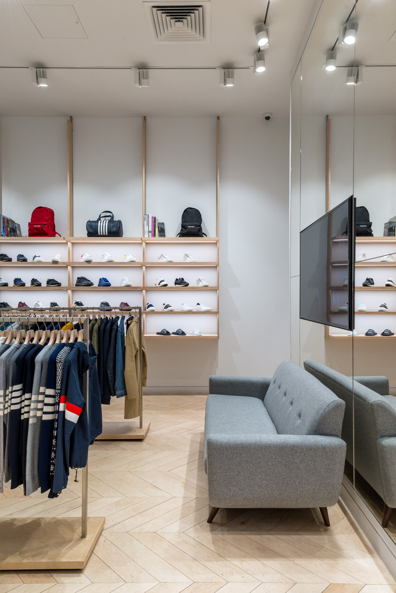 E.N.D. Store | Private | Glasgow, Scotland