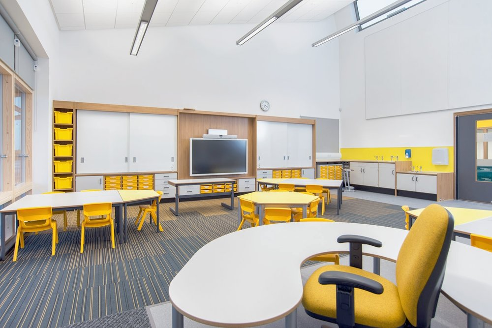 Drumoak Primary School | Robertson Construction | Drumoak, Aberdeenshire