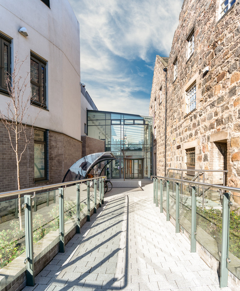 Community Health Centre | JM Architects | Aberdeen, Scotland