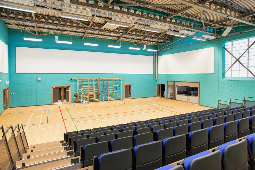 Drumoak Primary School   Robertson Construction   Drumoak, Aberdeenshire