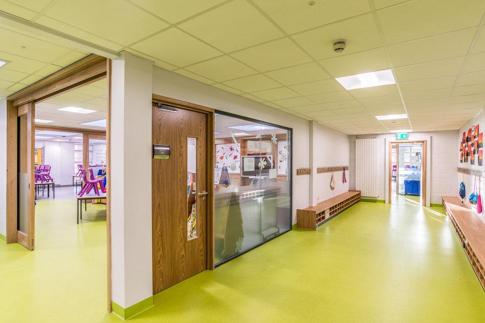 Greenbrae Primary School | Robertson Construction | Aberdeen, Scotland