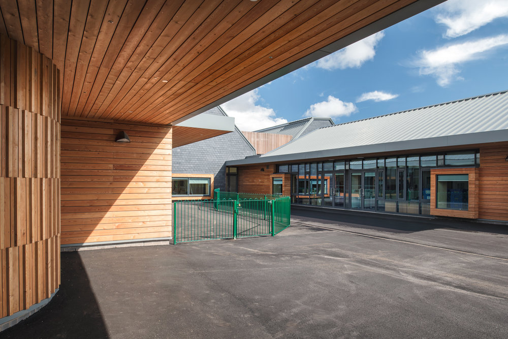 Orchard Brae School   Ogilvie Construction   Aberdeen, Scotland