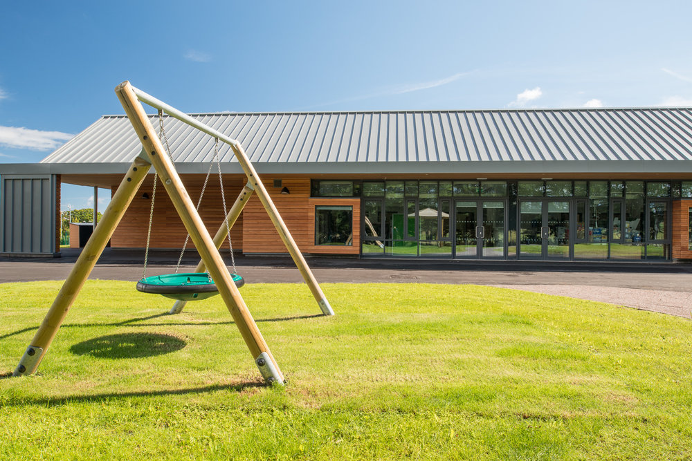 Orchard Brae School | Ogilvie Construction | Aberdeen, Scotland