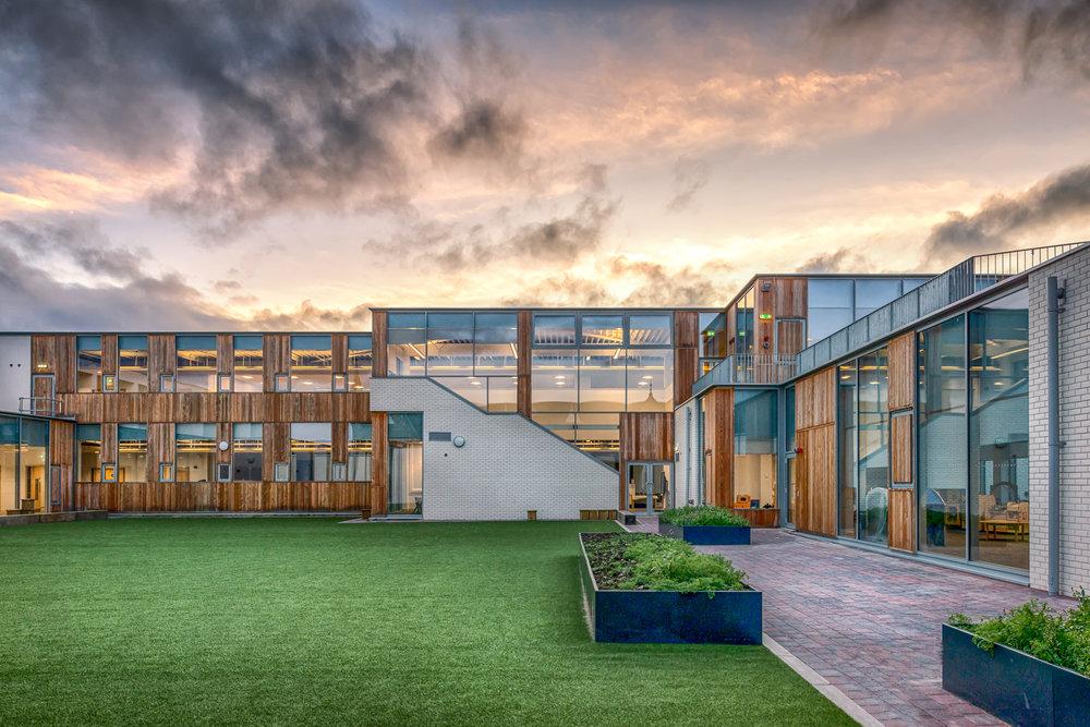 Alyth Primary School | Knauf | Alyth, Scotland