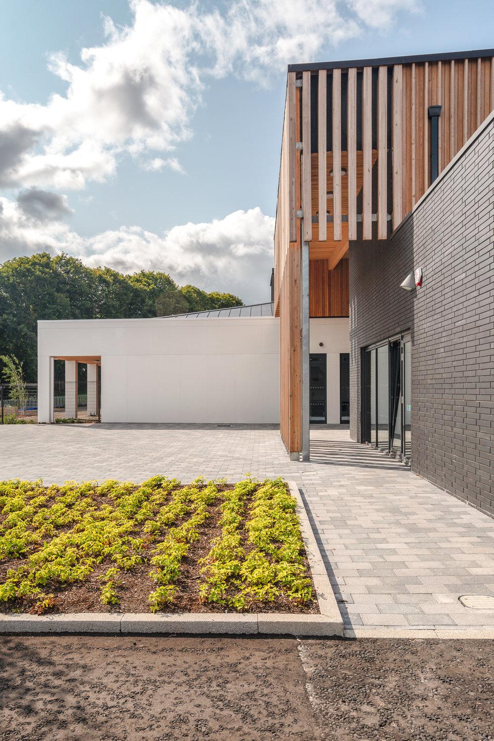 Stoneywood School | Scott Brown Rigg | Aberdeen