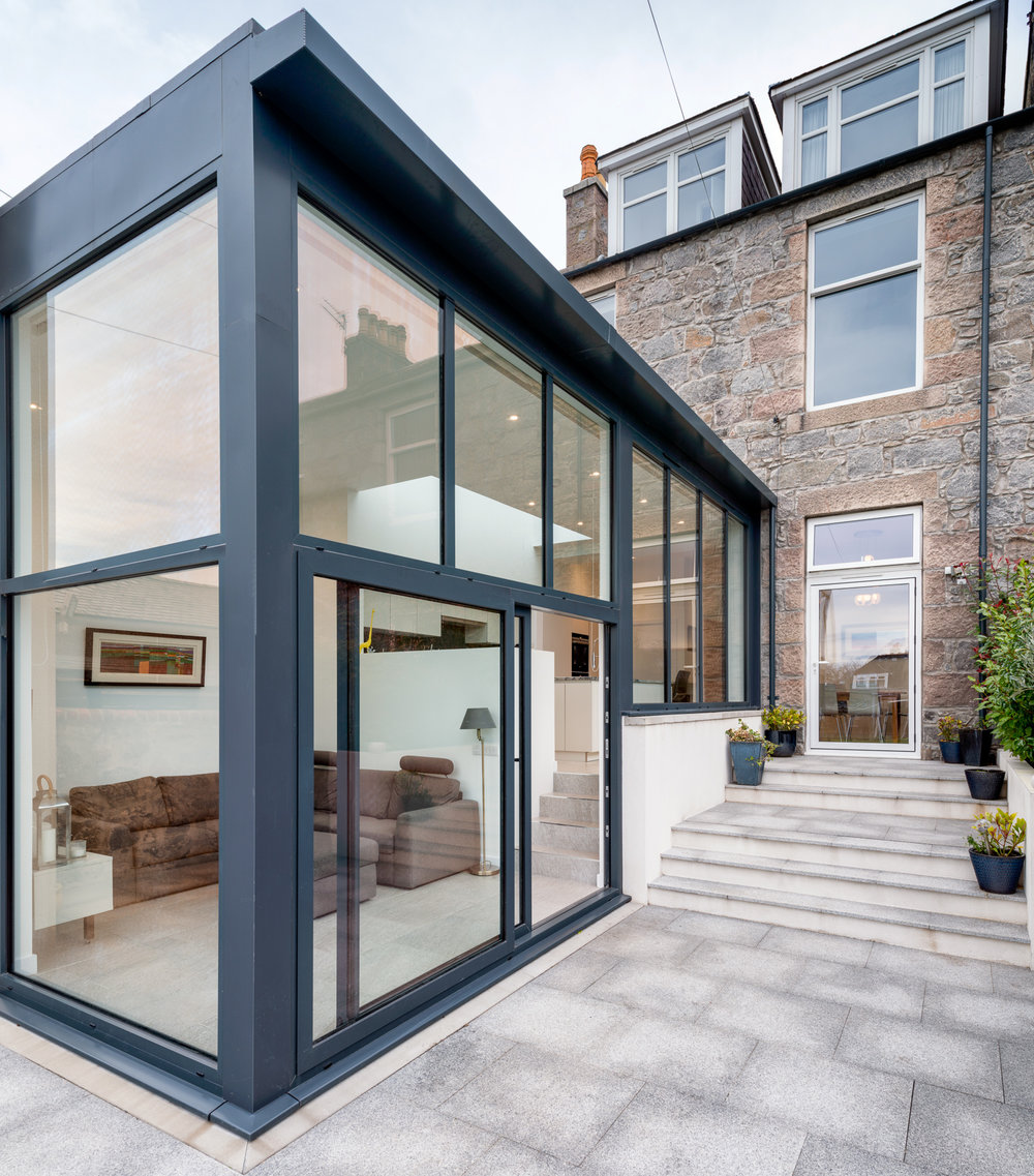 Private Residence | Domus Design | Aberdeen