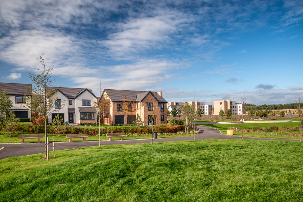 Regency Park Development   Stewart Milne Homes   Aberdeen, Scotland