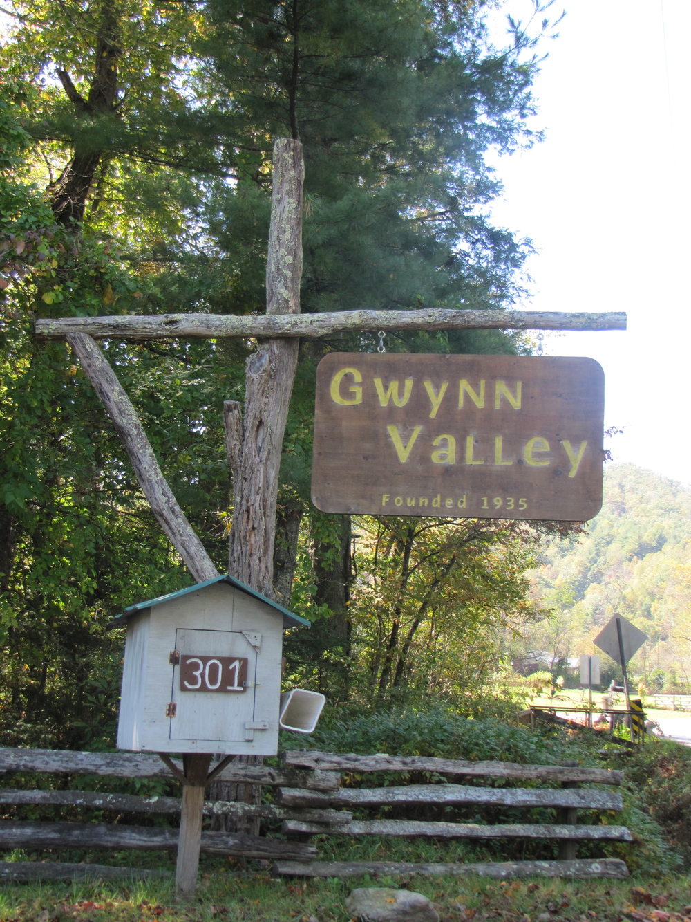 Gwynn Valley Camp