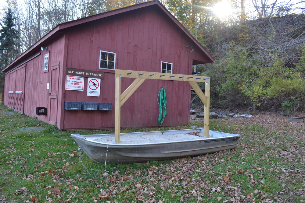 Hangers Camp Sloane