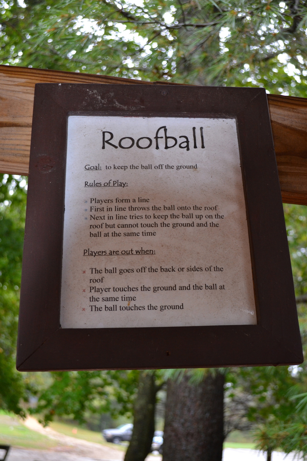 Roof Ball