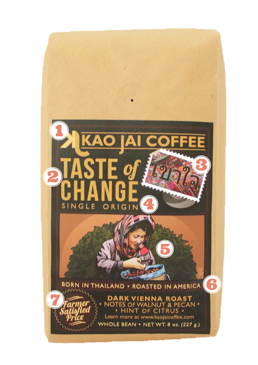 Kao Jai Thai Coffee