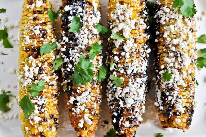 Grilled Corn from How Sweet It Is