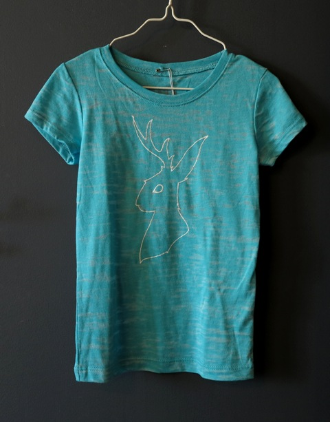 Girls Jackalope Tee
