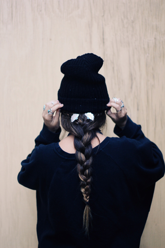 Beanie Braid- Free People Blog