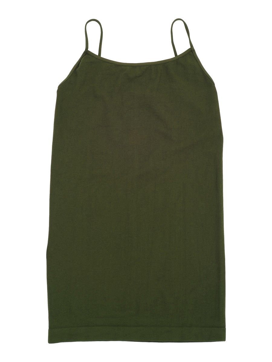 Solid Cami in Olive