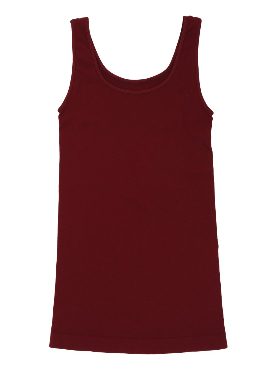 Solid Tank in Rouge