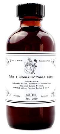 John's Tonic Syrup $10