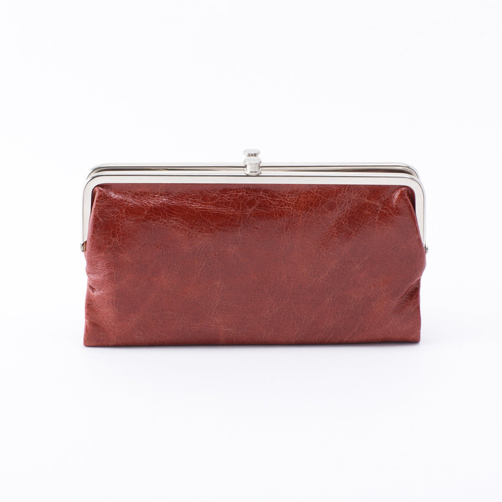 Lauren Clutch in Sierra $104
