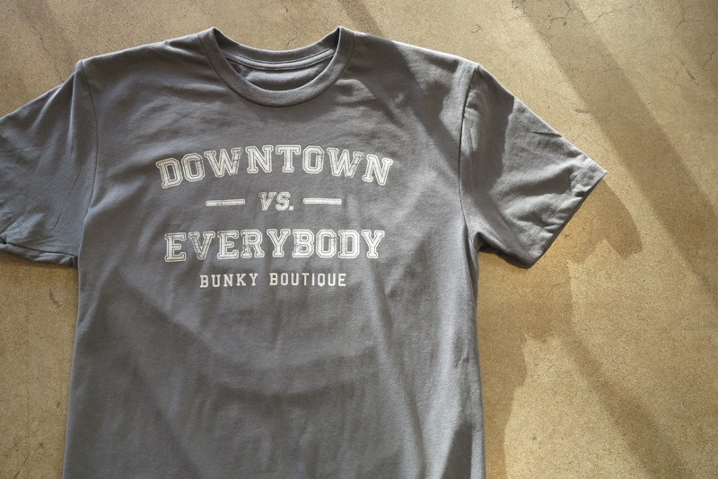 Downtown vs. Everybody Tee