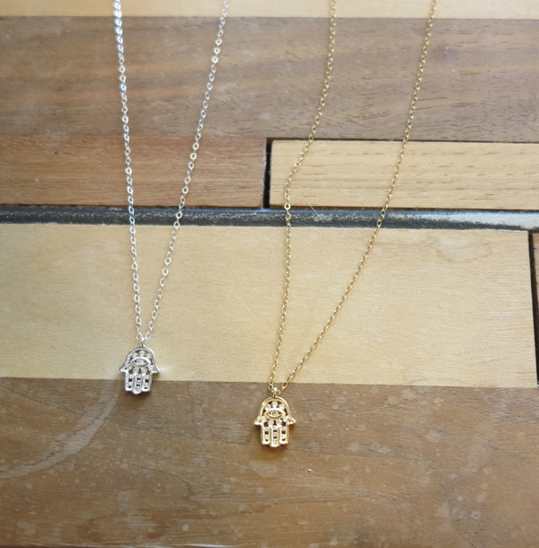 Hamsa Hand Necklaces