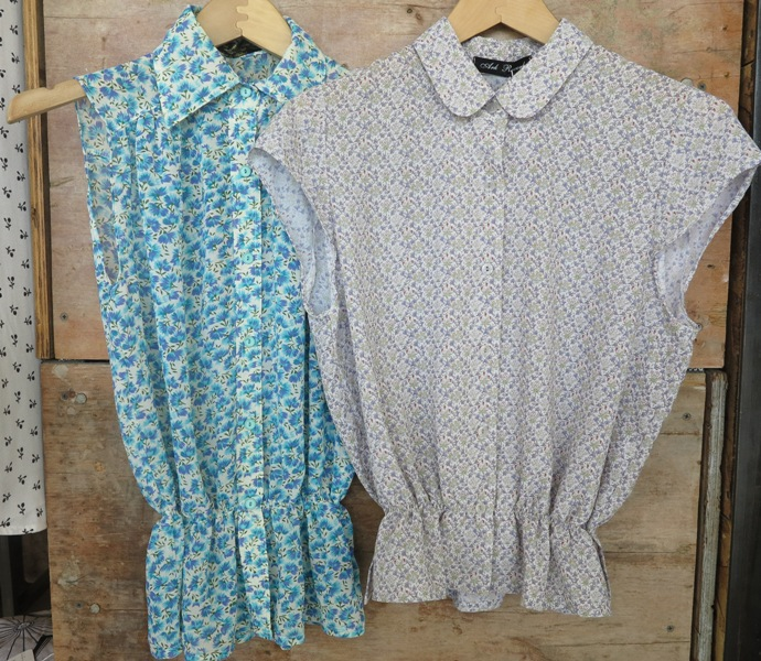 Reworked Blouses