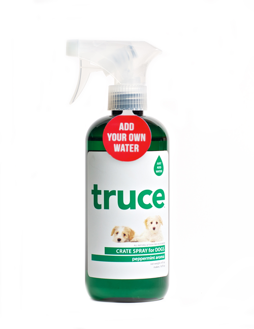 Truce all natural doggie products will included in the raffle!