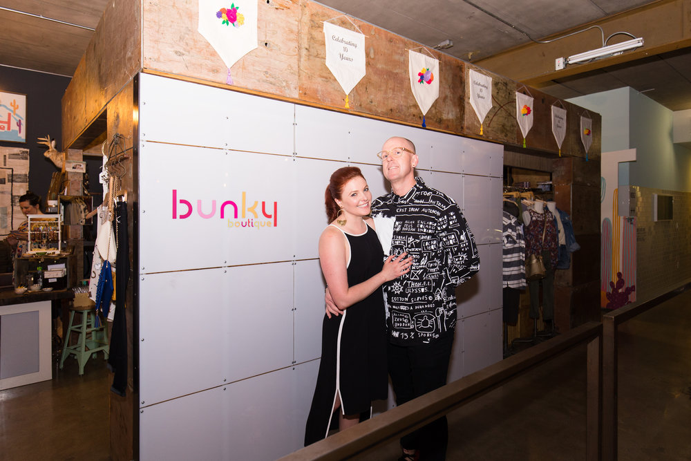 Celebrating a Decade of Bunky Boutique -