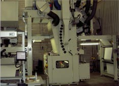 "Flexotechnica 8NG CI Flexographic 8-color press equipped with a 55"" PRIME UV Curing System."