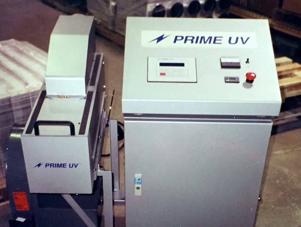 PRIME UV  Easy Scan Portable UV Processor