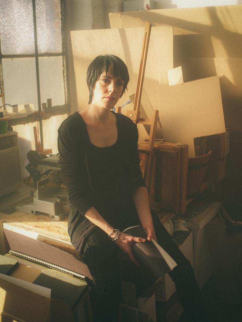 Emily Mae Smith - W Magazine