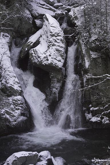 Bash Bish Falls — Copake Falls, NY